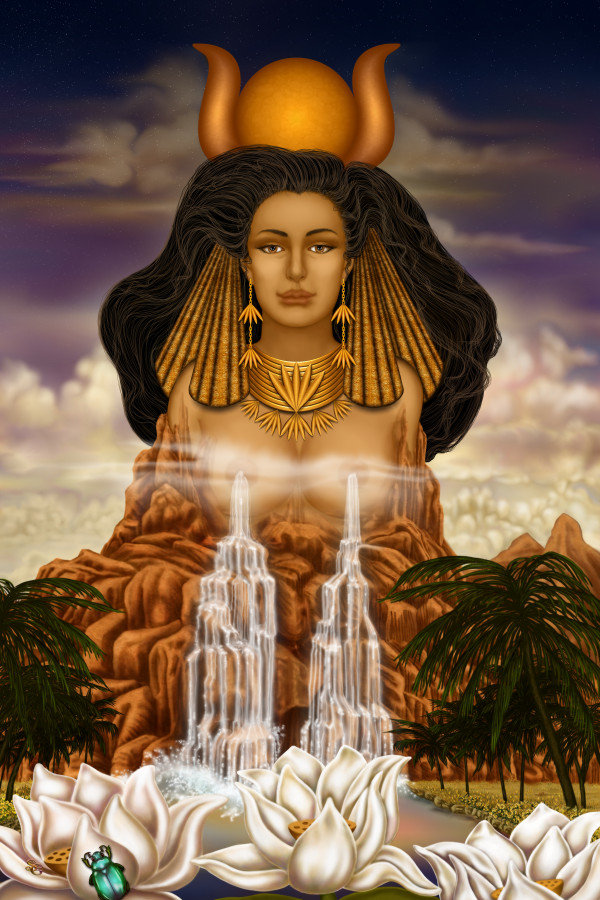 hathor by Sharon George