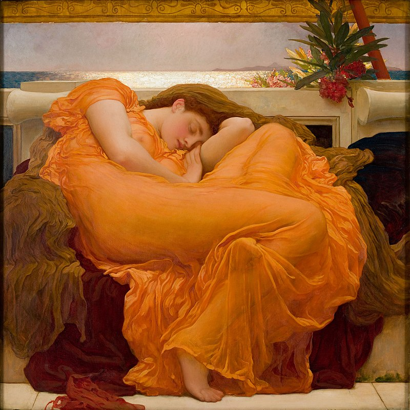 800px-Flaming_June,_by_Frederic_Lord_Leighton_(1830-1896)