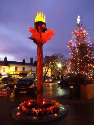 St.Brigids-Flame-Christmas-2009