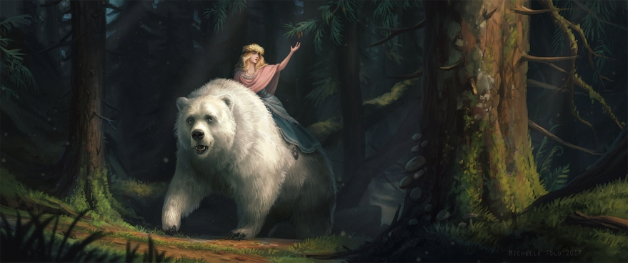 white witch bear.michelle tolo