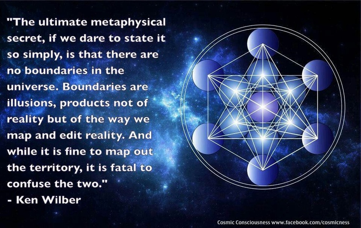 wilber consciousness